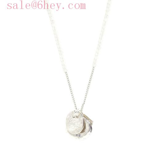 tiffany and co teddy bear necklace